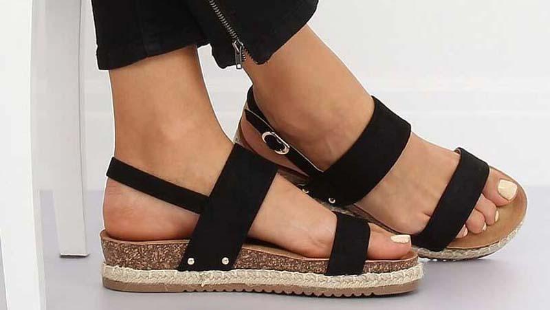 sandale cu talpa inalta