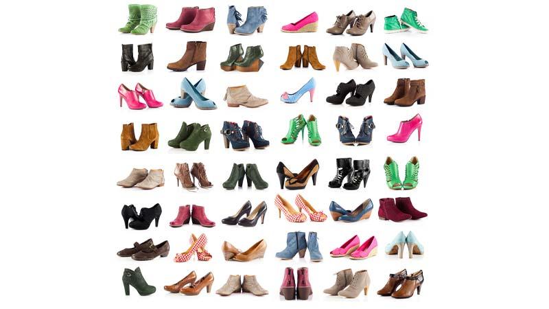 tipuri de papuci pentru femei